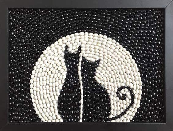 fine art cat art by milla macias